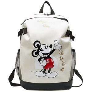 Adidas Mickey Mouse White Backpack